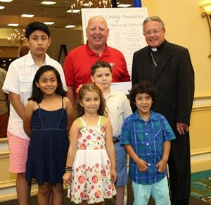 Catholic Foundation Makes Largest Contribution to Students and Community Organizations in 18th Year of Giving