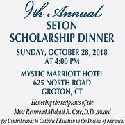 9th Annual Seton Honorees Named