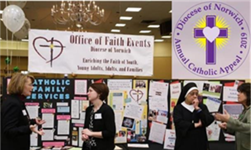 Please Join Us: 2019 ACA Ministry Fair – Reservations Required