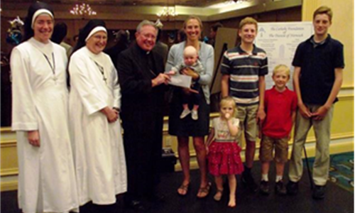 The Catholic Foundation Continues 19th Year of Giving
