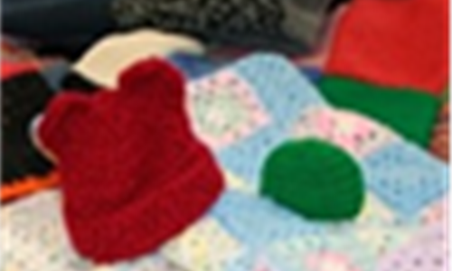Crocheting Gifts from the Heart