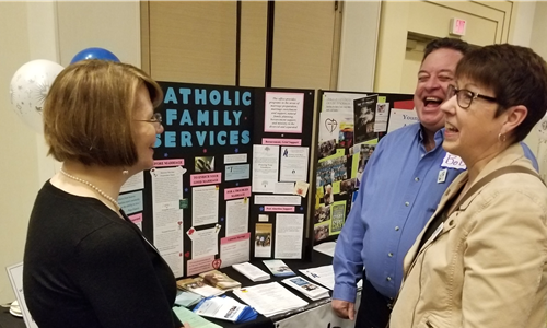 ACA Ministry Fair Welcomes Donors